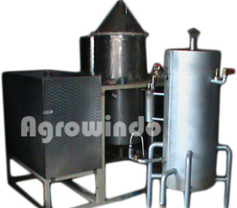 Jual Mesin Destilasi di Bogor