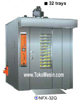 Mesin Gas Rotary Oven 2