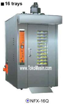 Jual Mesin Gas Rotary Oven di Bogor