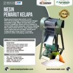 Jual Mesin Pemarut Kapasitas Besar di Bogor