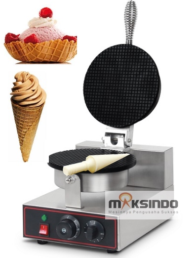 Mesin-Pembuat-Cone-Ice-Cream-Cone-Baker-2