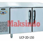 Jual Mesin Stainless Steel Under Counter FREEZER  di Bogor