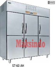 Mesin Upright Chiller dengan suhu +2 °C 3