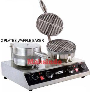 Mesin Waffle Iron/Baker 2