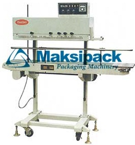 mesin countinous band sealer FRM-1120L