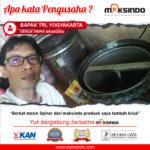 Jual Mesin Peniris Minyak (Spinner) di Bogor