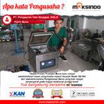 Jual Mesin Vacuum Sealer (DZ-500/2E) di Bogor