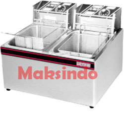 Elektrik Deep Fryer 6
