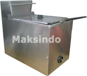 Gas Deep Fryer 2