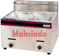 Gas Deep Fryer 4