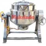 Gas Tilting Kettle