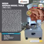 Jual Mesin Mixer Pencampur Adonan Bakso di Bogor