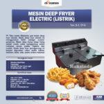 Jual Elektrik Deep Fryer di Bogor