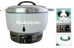 Mesin Gas Rice Cooker RRC dan Taiwan