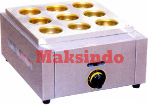 Mesin Pembuat Dorayaki