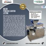 Jual Mesin Pemeras Santan Manual dan Listrik di Bogor