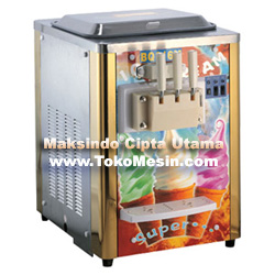 Mesin Soft Ice Cream 2