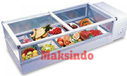 Mesin Unic Cooler Display