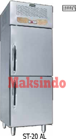 Mesin Upright Freezer (Suhu -20 °C)