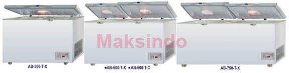 Mesin Chest Freezer -26 °C 2