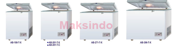 Mesin Chest Freezer -26 °C