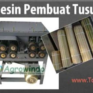 Jual Mesin Pembuat Tusuk Sate di Bogor