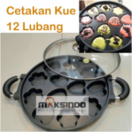 Jual Cetakan Kue 12 Lubang di Bogor