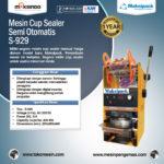 Jual Mesin Cup Sealer Semi Otomatis di Bogor