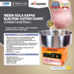Jual Mesin Gula Kapas Cotton Candy (Gulali) di Bogor