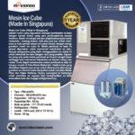 Jual Mesin Pembuat Es Batu (Ice Cuber Machine) di Bogor