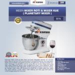 Jual Mesin Mixer Roti dan Kue Model Planetary di Bogor