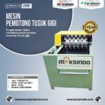 Jual Mesin Tusuk Gigi (Paket Komplit) di Bogor