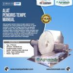 Jual Mesin Pengiris Tempe Otomatis (Perajang Tempe) Serbaguna di Bogor