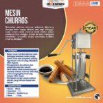 Jual Mesin Pencetak Churros (Spanyol) di Bogor