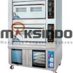 Jual Mesin Combi Deck Oven + Proofer di Bogor