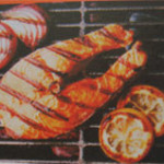 Jual Mesin Pemanggang Ikan dan Daging, Menjadi Steik (Gas Char Broiler) di Bogor