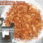Jual Mesin Pengiris Bawang Merah di Bogor
