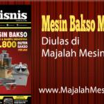 Jual Paket Mesin Pembuat Bakso Maksindo Terbaru di Bogor