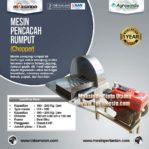 Jual Mesin Perajang Rumput (Chopper) Di Bogor