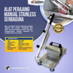 Jual Alat Perajang Manual Stainless Serbaguna di Bogor