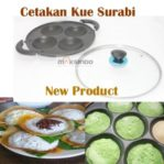 Jual Cetakan Kue Serabi di Bogor