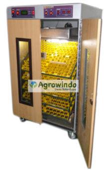 Jual Mesin Penetas Telur Manual 1000 Telur (EM-1000) di Bogor