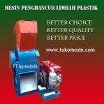 Jual Mesin Penghancur Plastik (Perajang Limbah Plastik) di Bogor