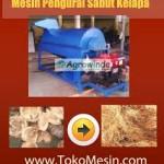Jual Mesin Pengurai Sabut Kelapa di Bogor