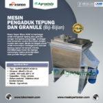 Jual Mesin Pengaduk Tepung dan Biji Super Mixer di Bogor