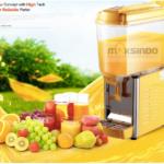 Jual Mesin Juice Dispenser 1 Tabung 15 Liter – DSP-15×1 di Bogor