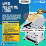 Jual Mesin Pembuat Mie Listrik – MKS-140 di Bogor