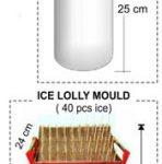 Jual Mesin Pembuat Es Loly/ Lolipop di Bogor