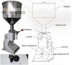 Mesin Manual Filling Cairan-Pasta – MKS-MF10 di Bogor