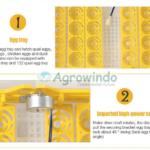 Jual Mesin Penetas Telur Otomatis 48 Butir – AGR-YZ48 do Bogor